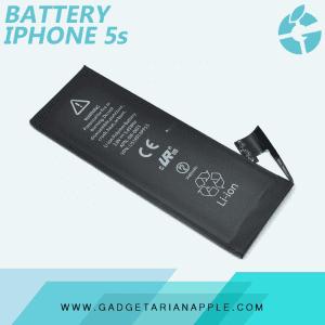 Battery iPhone 5s original bandung