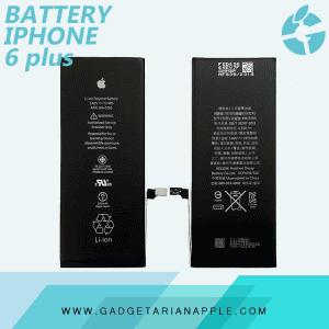 Battery iPhone 6 plus original Bandung