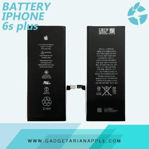 Battery iPhone 6s plus original Bandung
