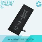 Battery iPhone 6s original bandung