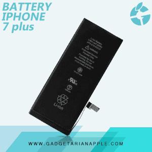 Battery iPhone 7 plus original Bandung