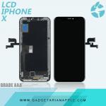 LCD Iphone X Original Apple Cabutan