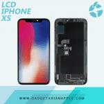 LCD Iphone XS Original Apple Cabutan