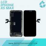 LCD Iphone XS MAX Original Apple Cabutan