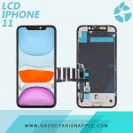 LCD Iphone 11 Original Apple Cabutan