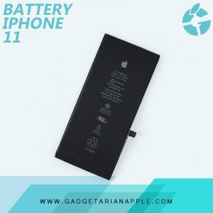 Battery iPhone 11 original bandung