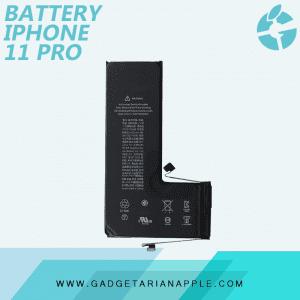 Battery iPhone 11 Pro original bandung