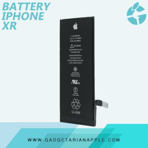 Battery iPhone XR original bandung